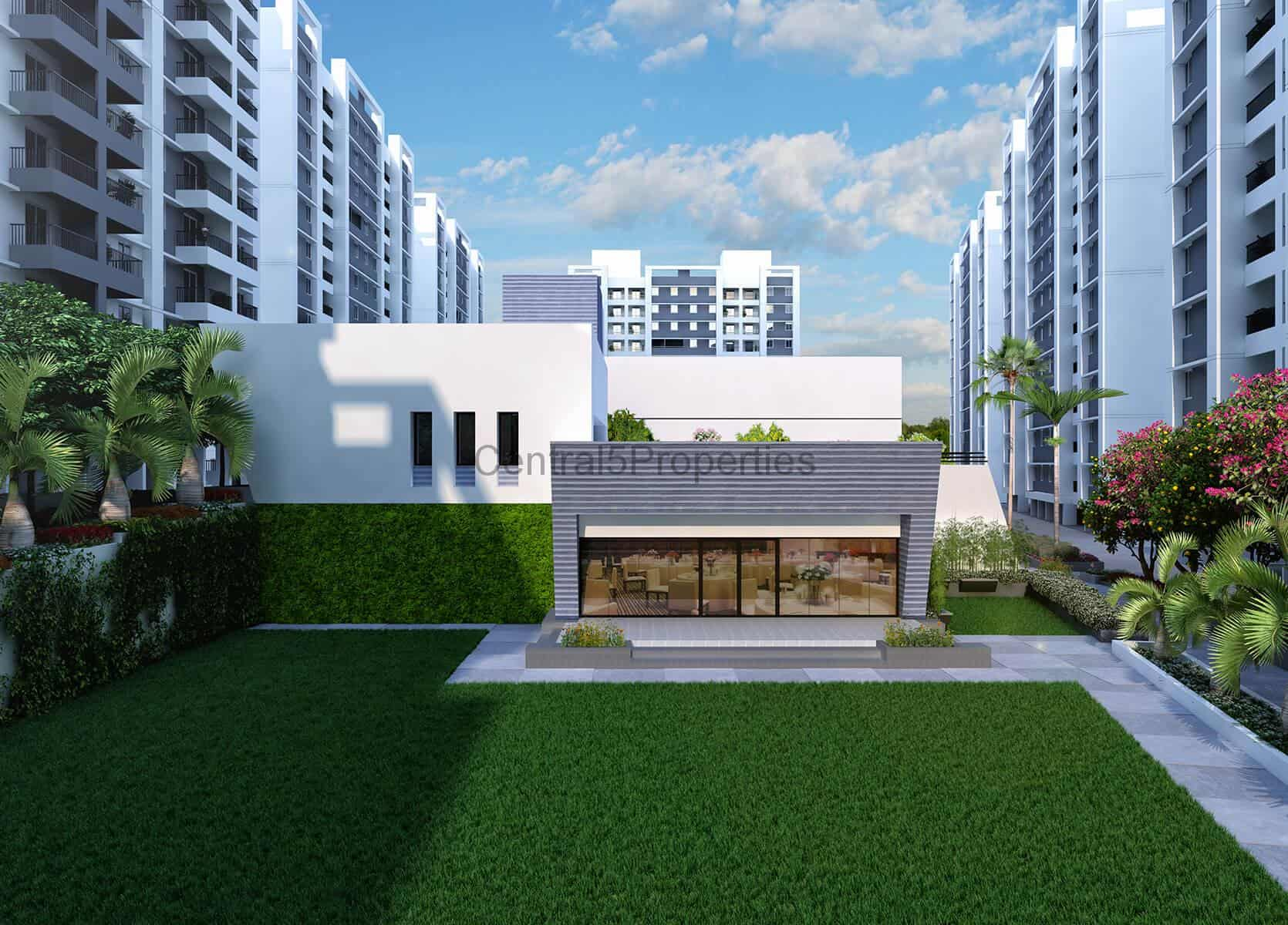 2BHK Flat for sale in Wagholi Pune