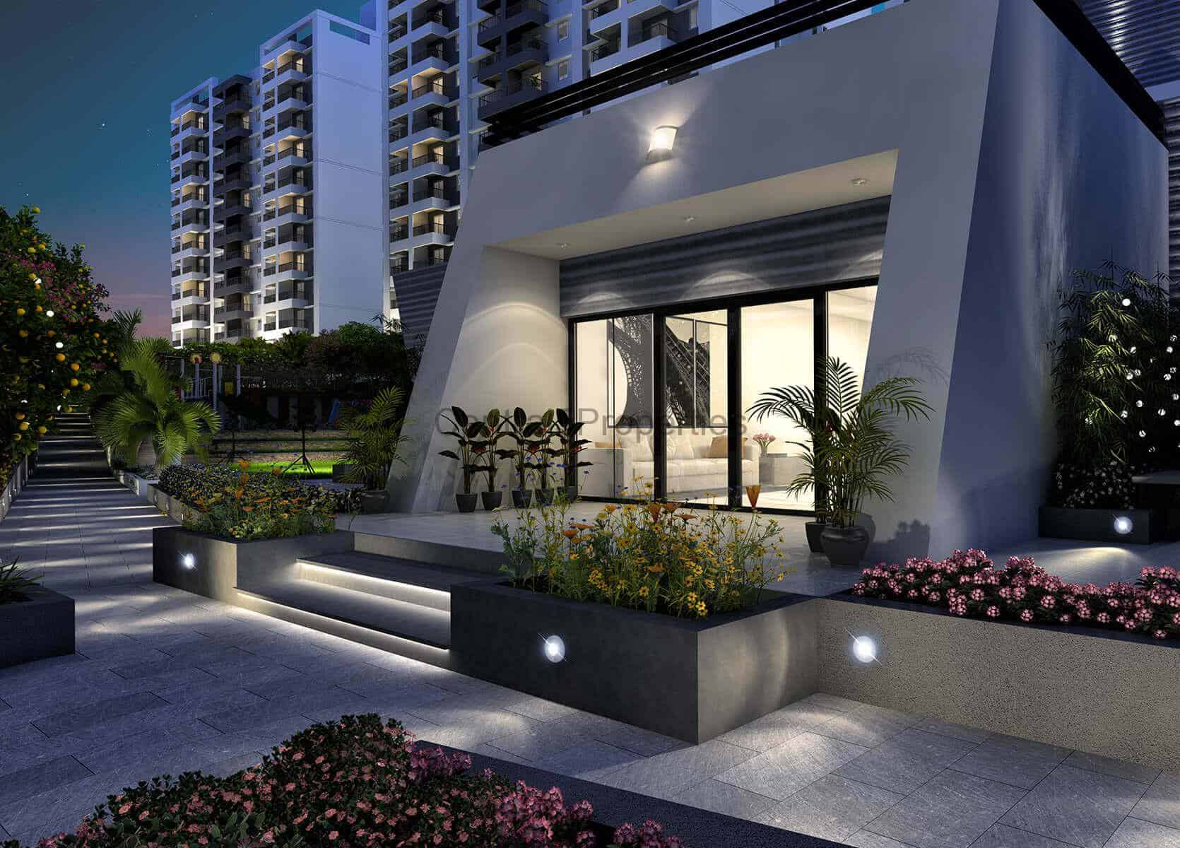 Apartments for sale in Wagholi Pune