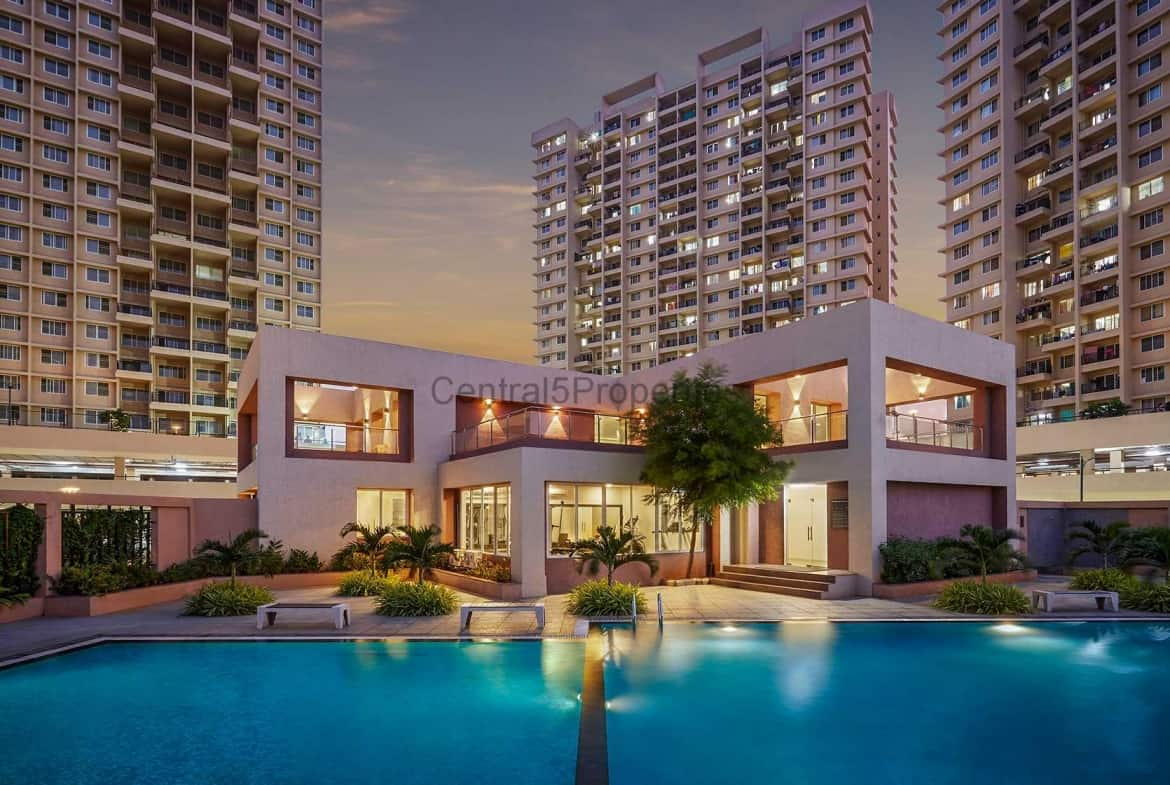 1BHK Apartment for sale in Hinjewadi Pune
