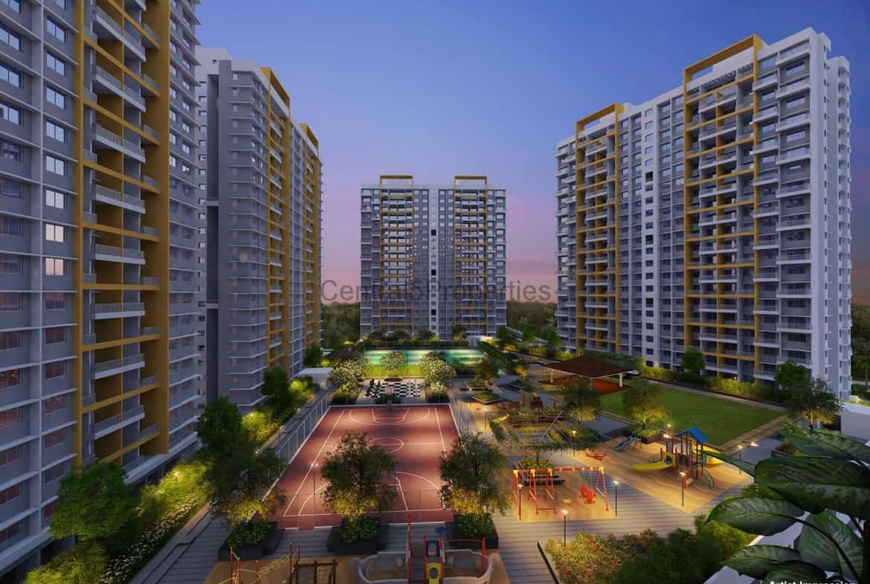 3BHK apartments for sale in Hinjewadi Pune