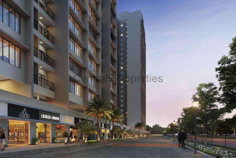 1BHK apartment for sale in Hinjewadi