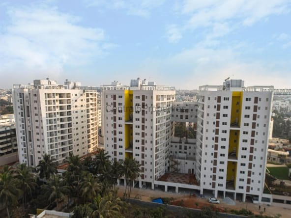 3BHK apartment for sale in Bangalore Horamavu