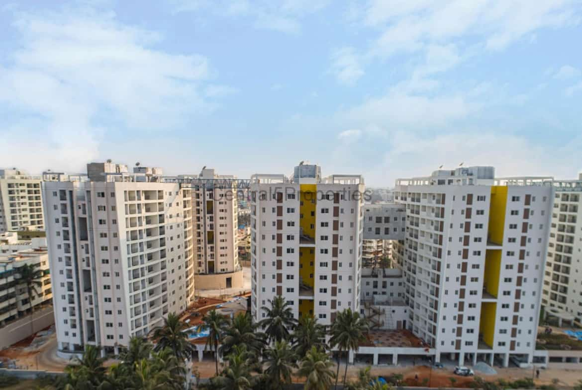 4BHK apartment for sale in Bangalore HOramavu