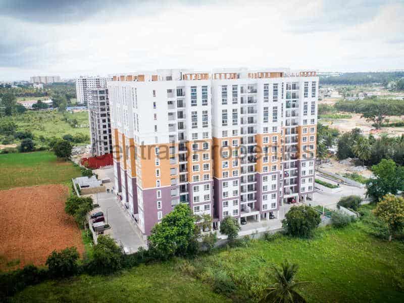 2BHK apartment for sale in Hennur Rd Bengaluru