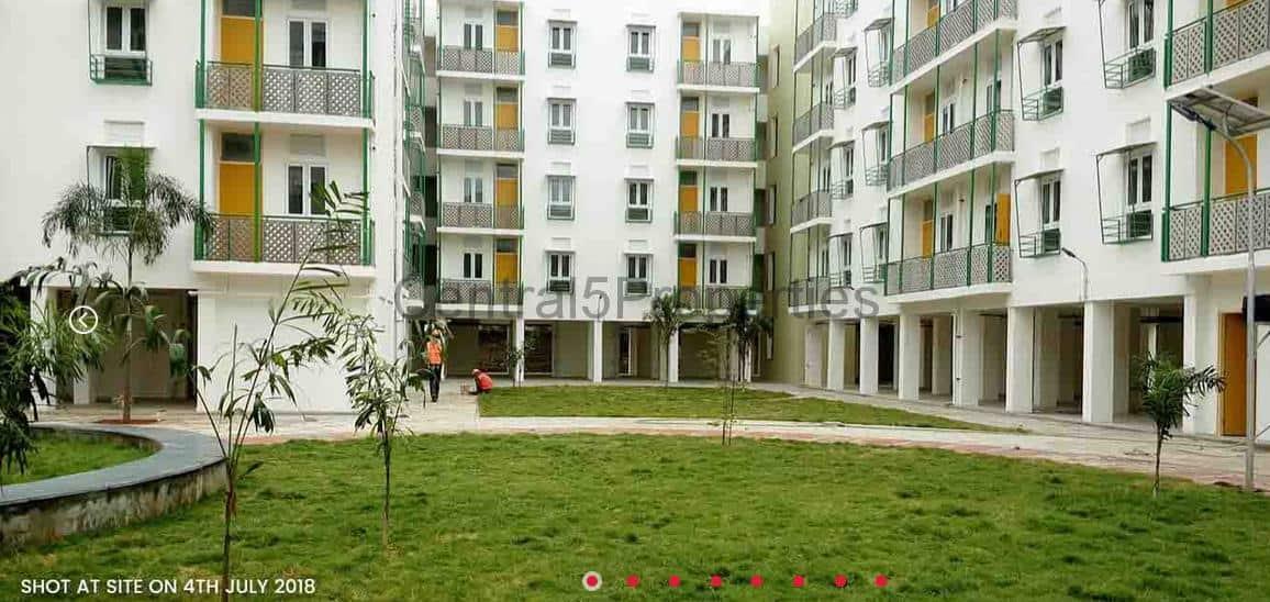 Apartments in Avadi Chennai Mahindra