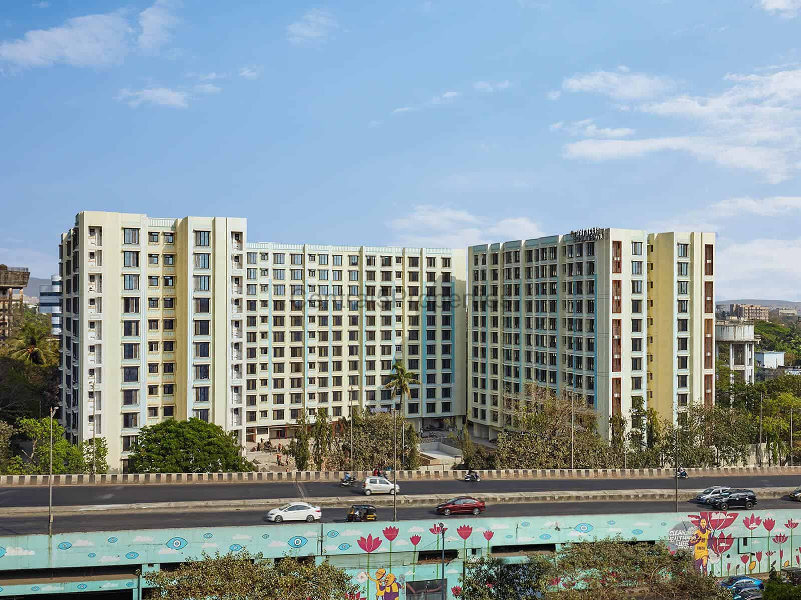2BHK apartments for sale in Vile Parle East Mumbai