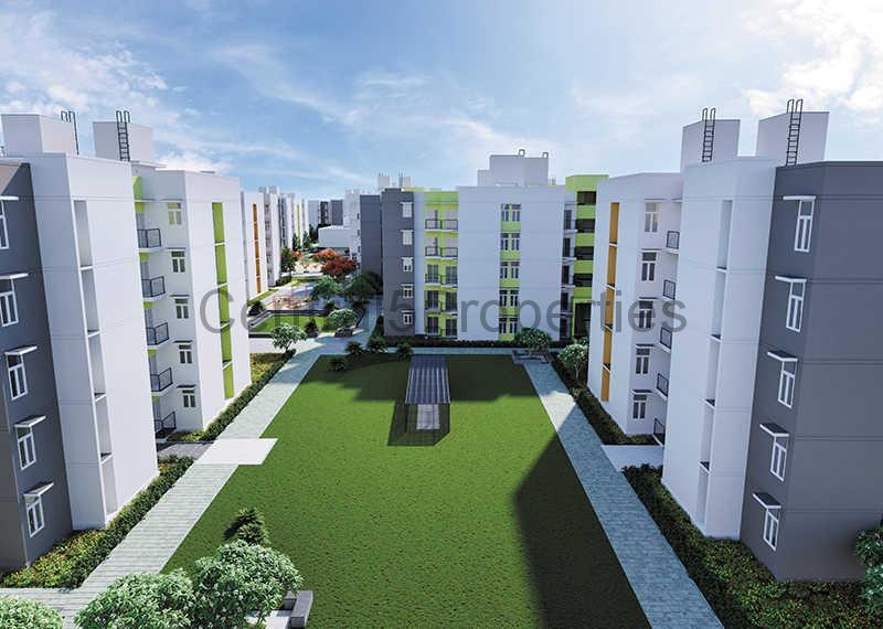 1RK apartments for sale in Boisar Mumbai