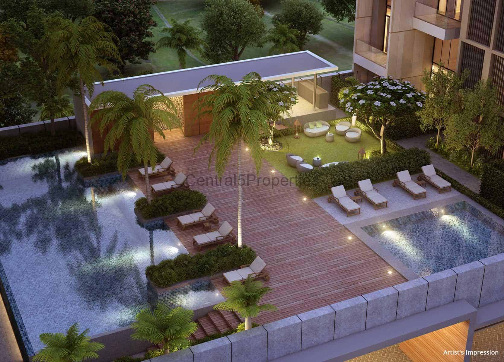 Luxurious 4BHK for sale in Pimple Nilakh