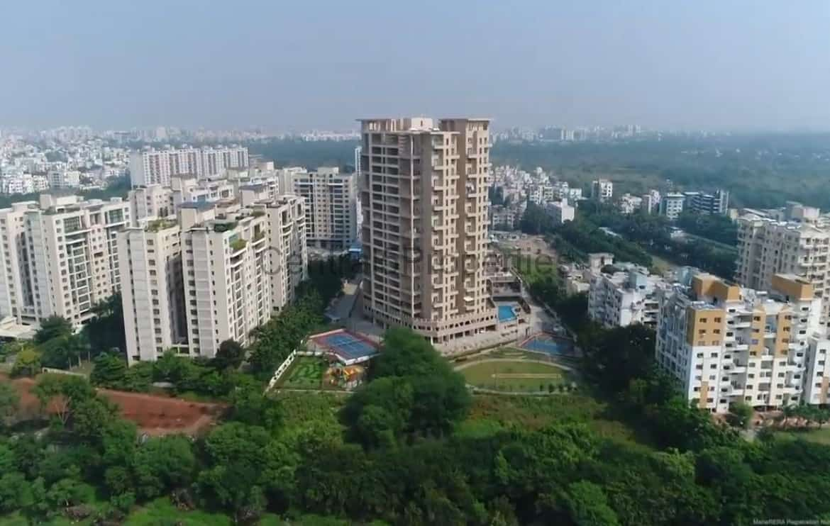 Apartments for sale in Pimple Nilakh Pune