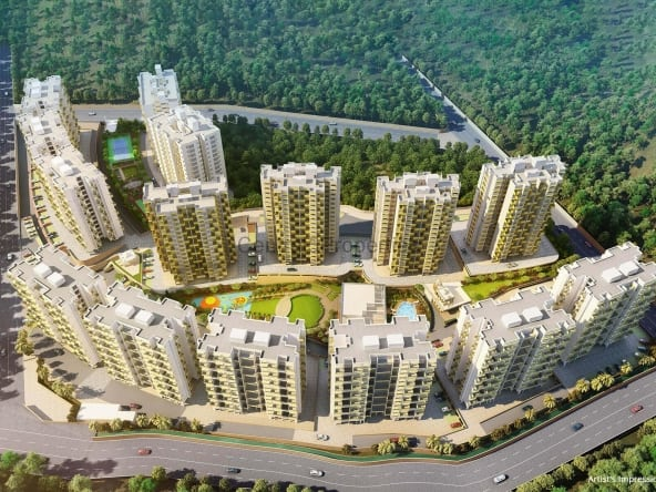 2BHK homes for sale in Kondhwa Budruk Pune