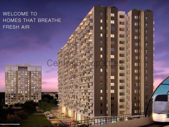 Apartments 4BHK Penthouse in Bengaluru Hoodi Whitefield