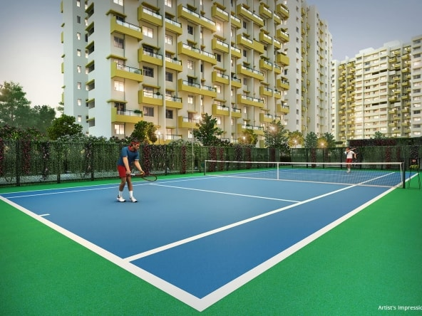 Luxury homes flats for sale in Pune Kondhwa Budruk