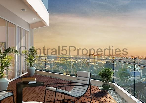 4BHK apartment for sale in Bangalore