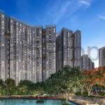 1RK Flats apartments for sale in Varthur Bangalore in Eden at Brigade Cornerstone Utopia