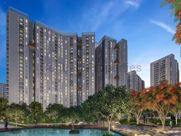 Flats Apartments for sale to buy in Varthur Bangalore Halycon Brigade Cornerstone Utopia