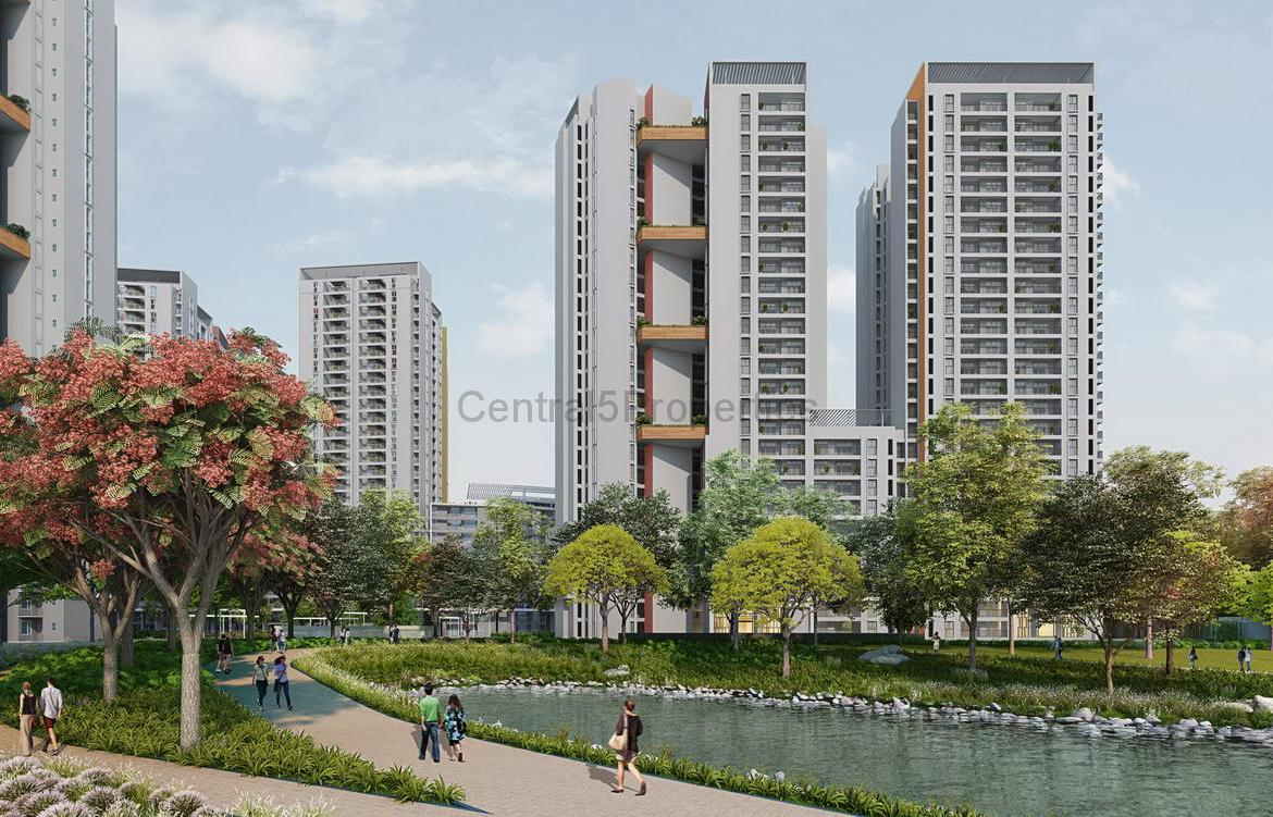 Flats Apartments for sale to buy in Varthur Bangalore Tranquil at Brigade Cornerstone Utopia