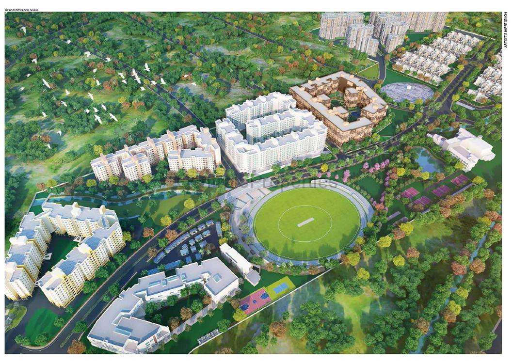 1BHK Flats Apartments for sale to buy in Devanahalli Bangalore Cedar at Brigade Orchards