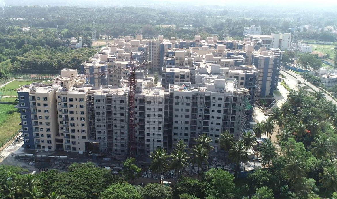 Flats Apartments for sale to buy in Kanakapura Road Plumeria Lifestyle Brigade Meadows