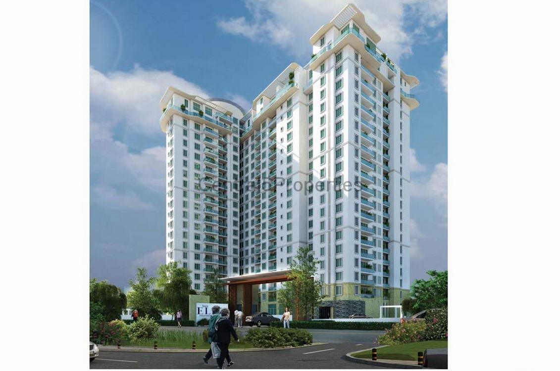 Flats apartments homes for sale to buy in Bengaluru Yeshwanthpur Aparna Elina