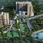 Flats apartments for sale to buy in Electronic City Phase 1 Bengaluru Ramky one karnival