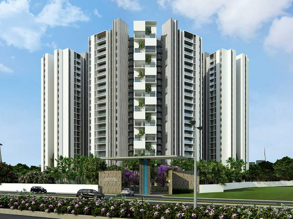 Luxury apartments flats homes for sale in Chennai Nolambur