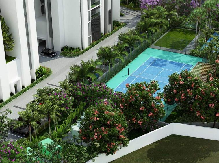 Luxury apartments flats homes to buy in Chennai Nolambur