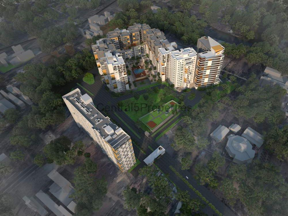 Flats apartments for sale to buy in Chennai Kanathur Casagrand ECR14