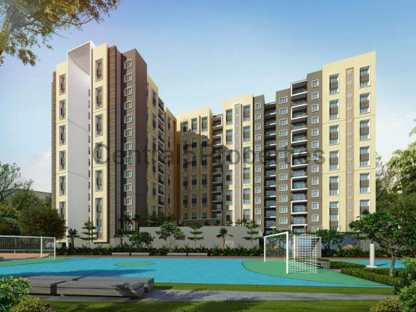 Flats apartments Homes for sale to buy in Chennai Madhavaram Casagrand Northern Pole