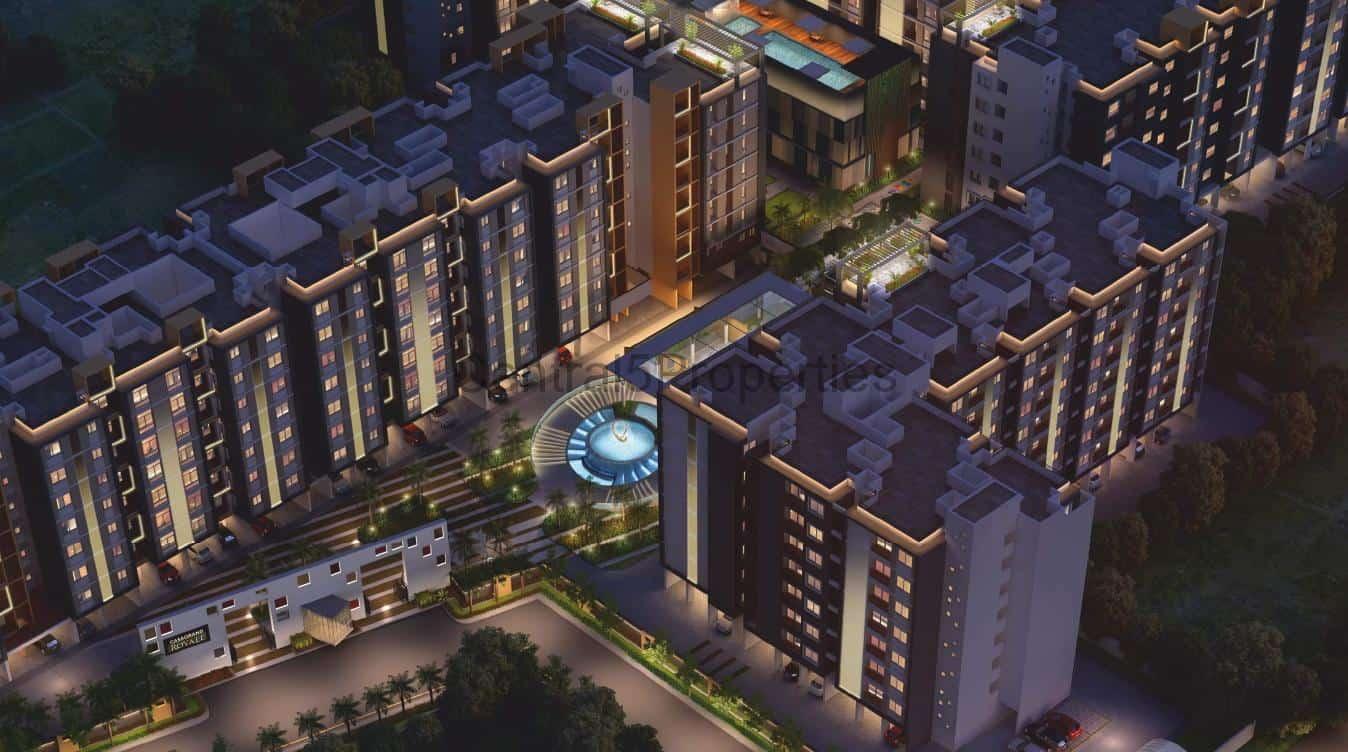 Flats for sale in Chennai Sholinganallur