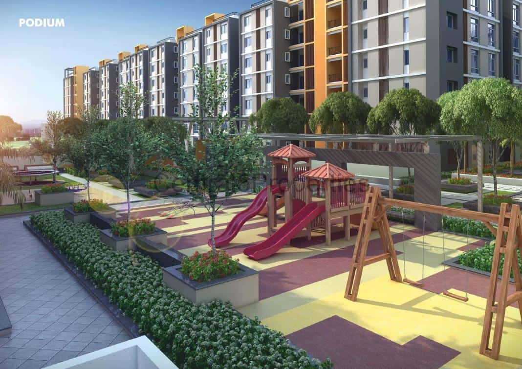 Buy apartments in Chennai Sholinganallur