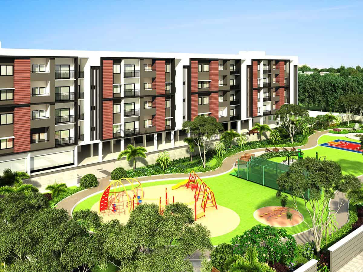 Real Estate in Chennai Karapakkam