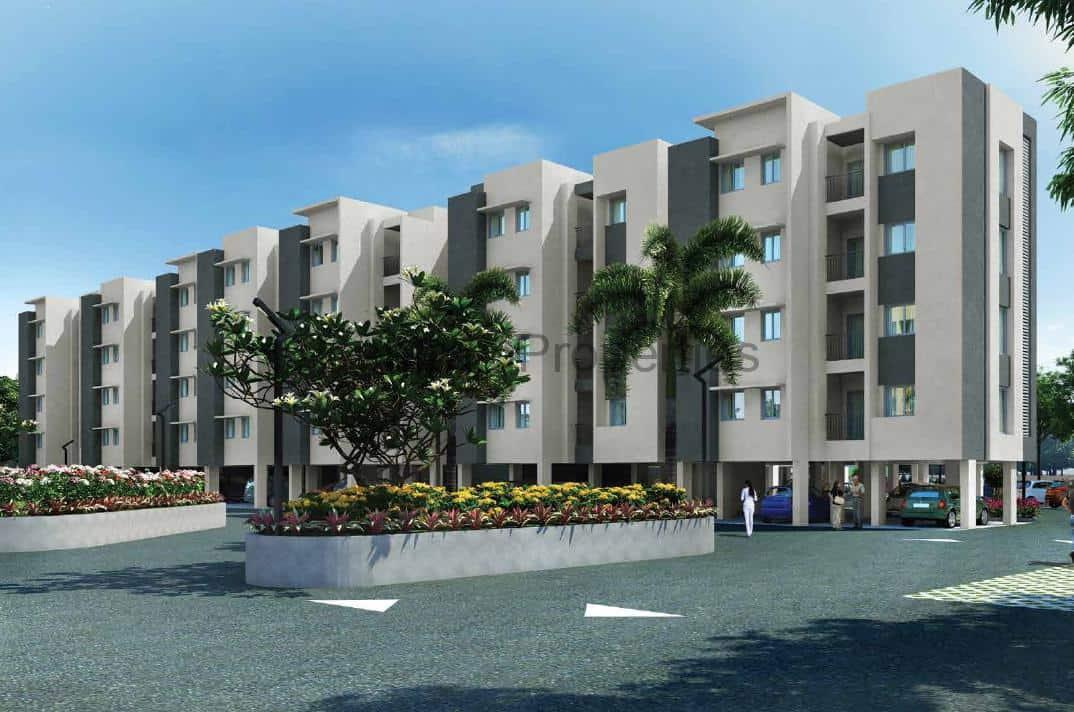Apartments for sale in Chennai Thalambur
