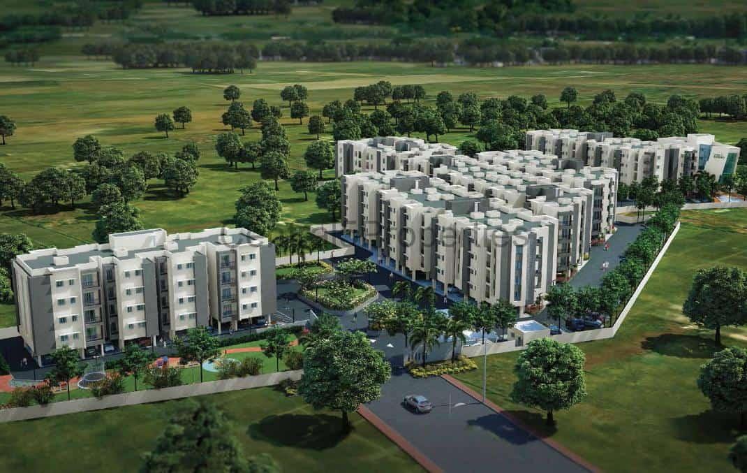 Flats for sale in Chennai Thalambur