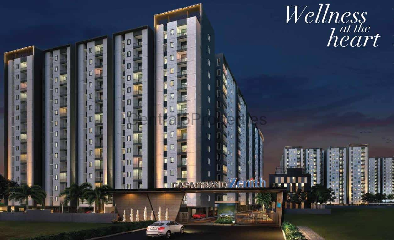 Apartments for sale in Chennai Medavakkam