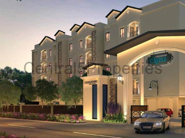 Luxury apartments for sale in Chennai Manapakkam