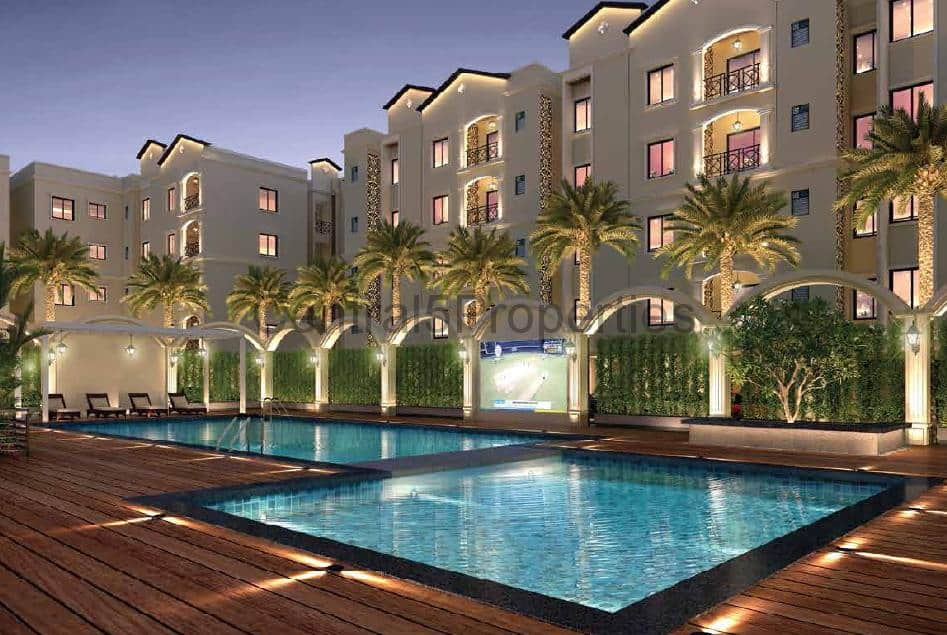 Luxury apartments to buy in Chennai Manapakkam
