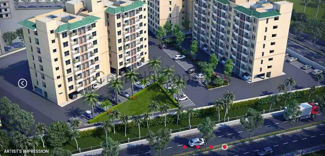 4BHK Apartments for sale in Chennai Mahindra World city