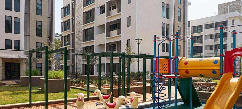 Flats Apartments Homes for sale to buy in Banjara Hills Hyderabad Brigade at No.7