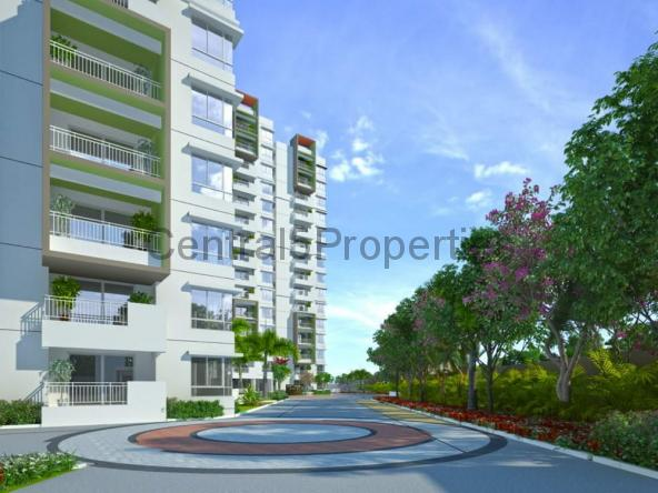 Flats apartments for sale to buy in Gachibowli Hyderabad Ramki One Galaxia