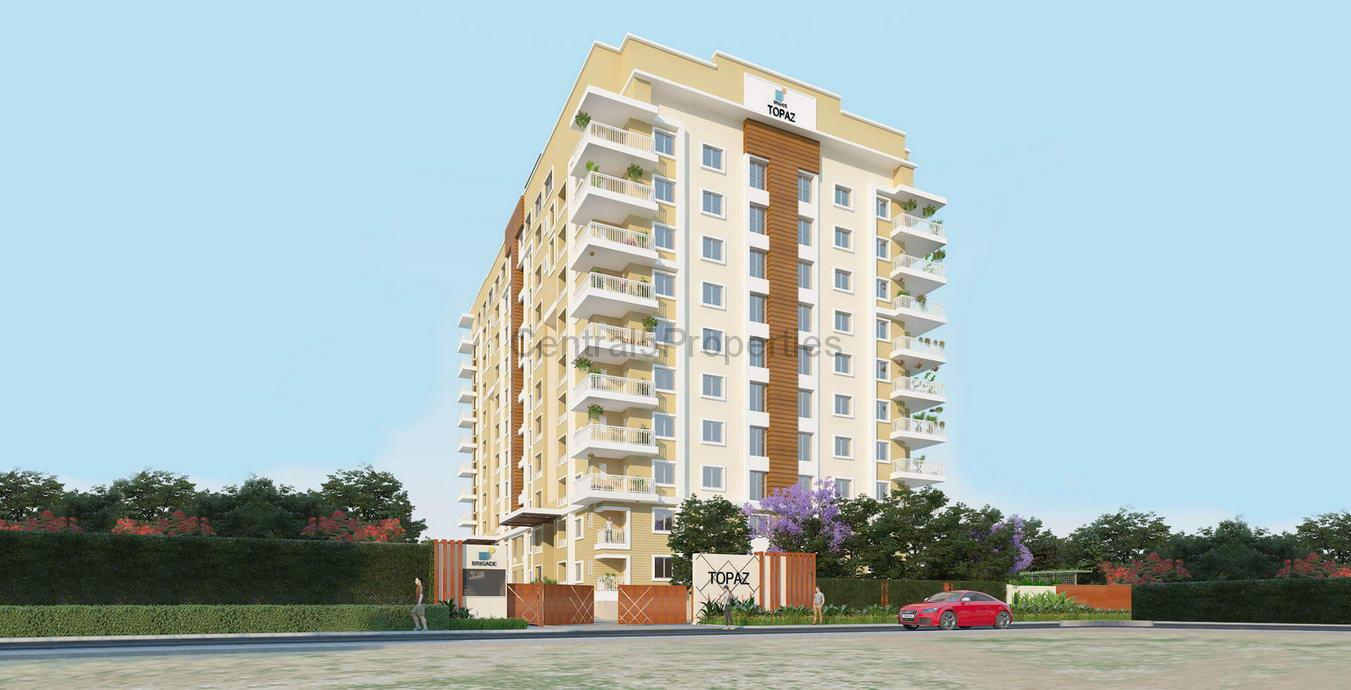 Flats Apartments for sale to buy in Yaraganahalli Mysore Brigade Topaz