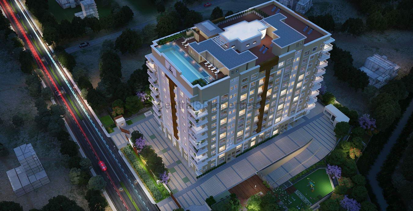 3BHK Flats Apartments for sale to buy in Yaraganahalli Mysore Brigade Topaz