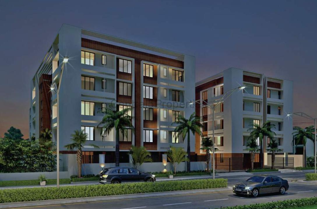 4BHK Flats Apartments for sale to buy in CG Road Ahmedabad at Arvind Citadel