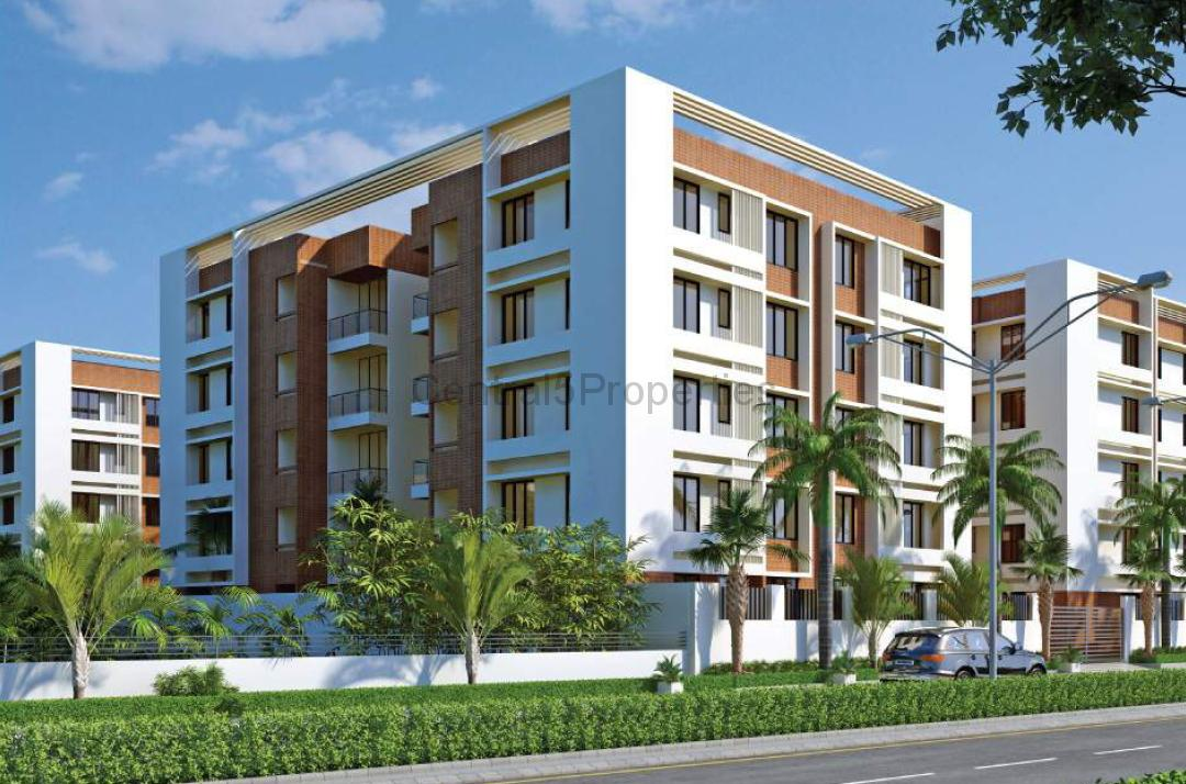 Flats Apartments for sale to buy in CG Road Ahmedabad at Arvind Citadel
