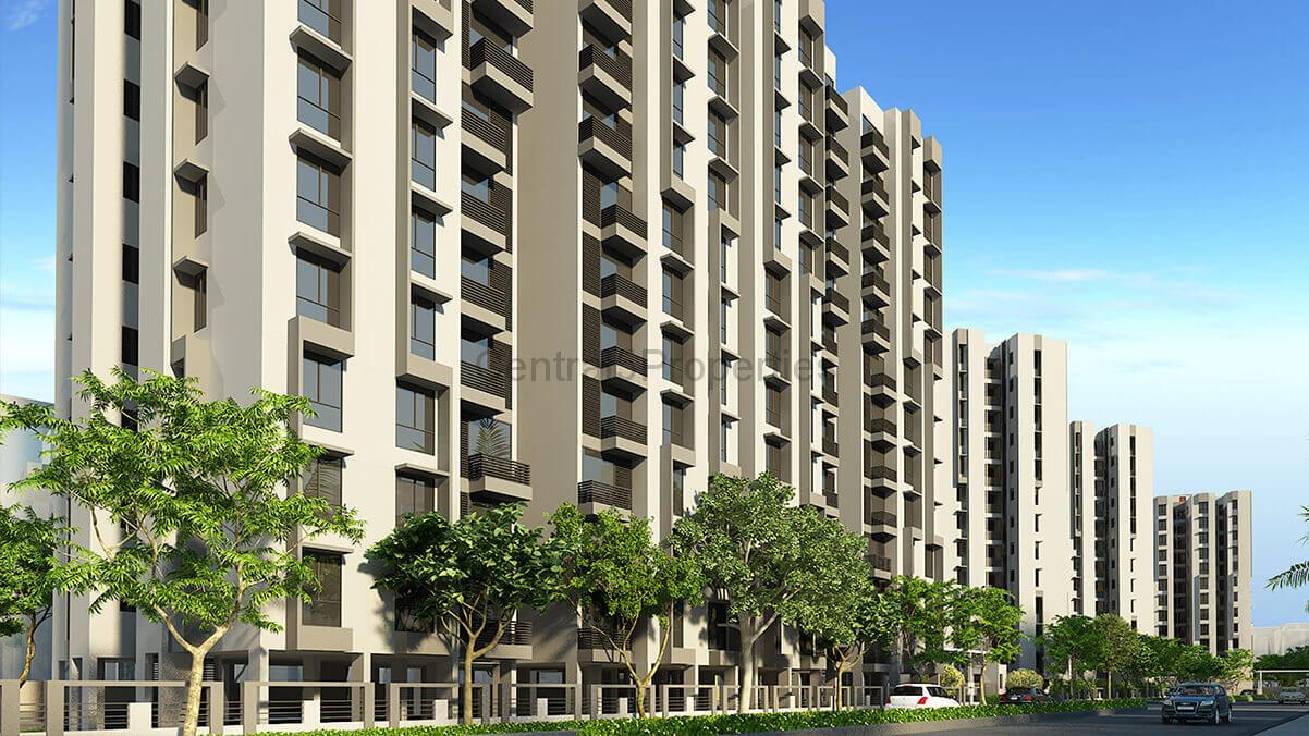 3BHK Flats Apartments for sale to buy in Maninagar Ahmedabad Arvins Parishkaar