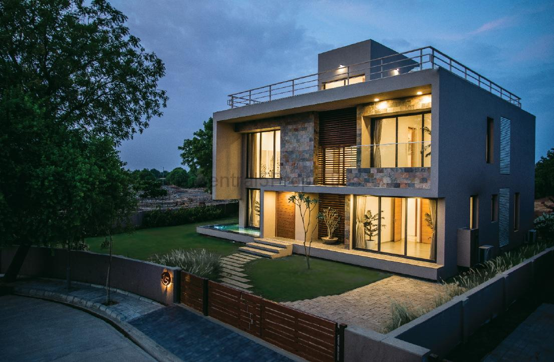 Luxury Villas Homes for sale to buy in Nasmed Ahmedabad at Arvind Uplands one