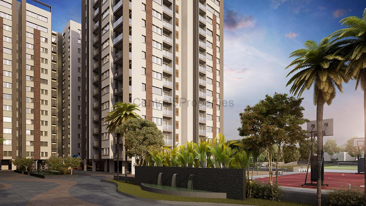 3BHK Flats Apartments for sale to buy in Rachenahalli Bangalore Arvind Sporcia