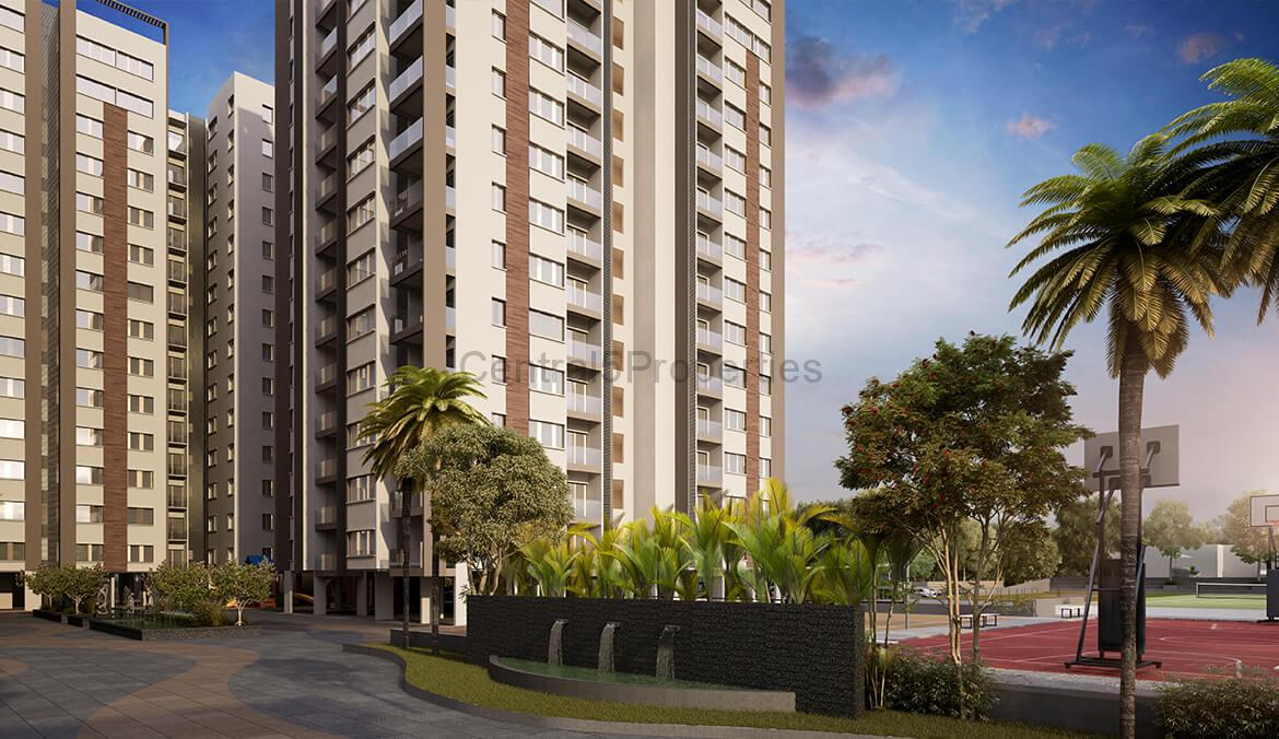 Flats Apartments for sale to buy in Rachenahalli Bangalore Arvind Sporcia