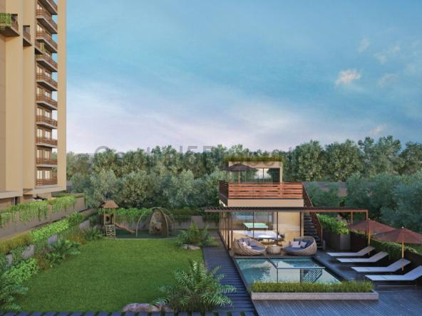 2BHK Flats Apartments for sale to buy in Kothrud Pune at Arvind Elan