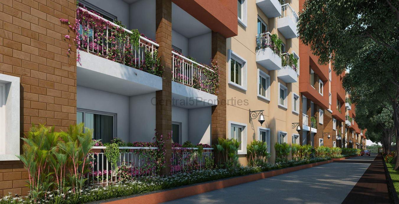 1BHK Flats Apartments for sale to buy in Jakkur Bengaluru Brigade Bricklane