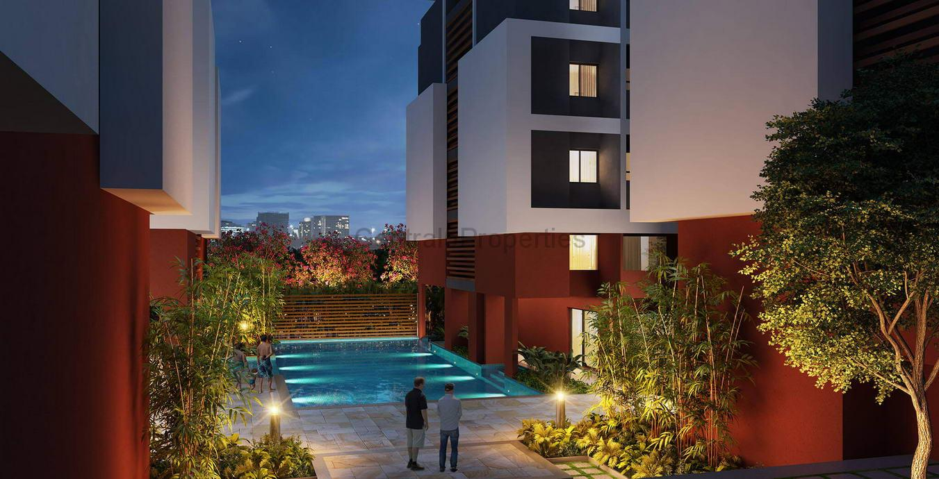 1BHK Flats Apartments Homes for sale to buy in Jalahalli Bangalore Brigade Parkside North